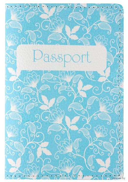 Обложка на паспорт (арт. C1-17-892) — фото, картинка