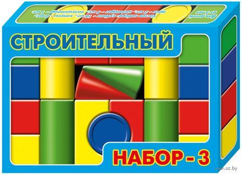 """Конструктор """"Строительный набор"""" (19 деталей) — фото, картинка"""