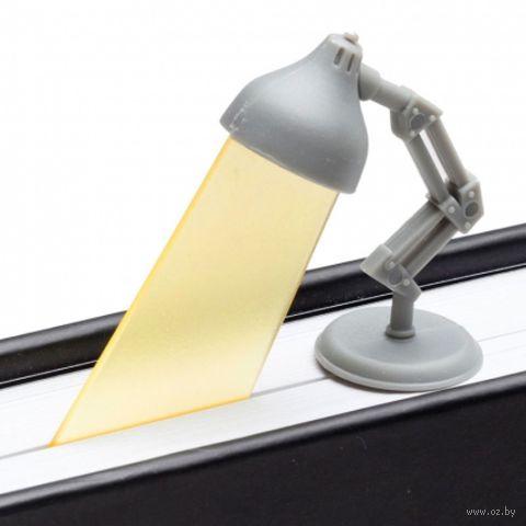 """Закладка """"Lightmark"""" (серая)"""