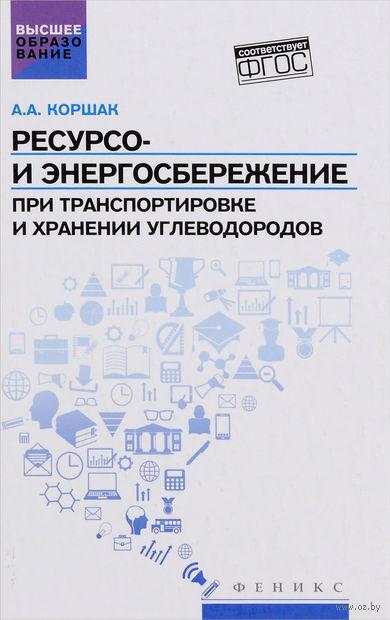 Ресурсо- и энергосбережение при транспортировке и хранении углеводородов. Алексей Коршак, Алексей Боровиков
