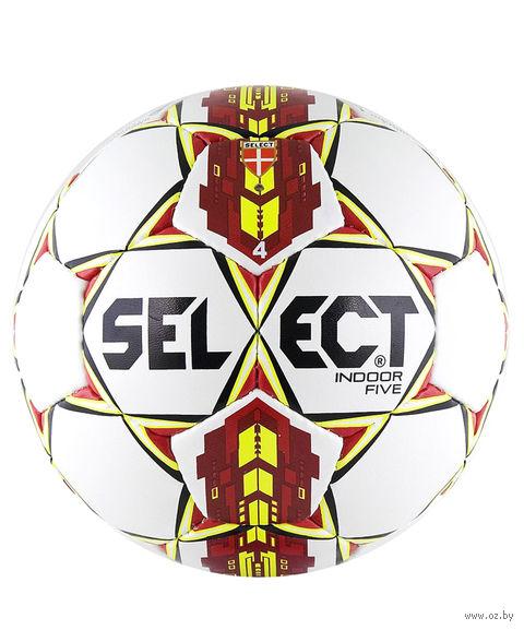 Мяч футзальный Select Indoor Five 2015 (арт. 852708) — фото, картинка