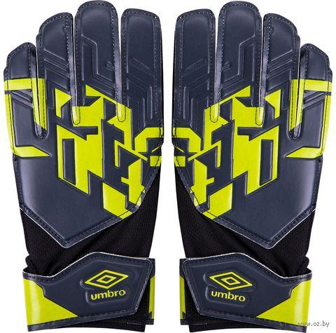 "Перчатки вратарские ""Veloce Glove"" 20907U (р. 10; серо-зелёные) — фото, картинка"
