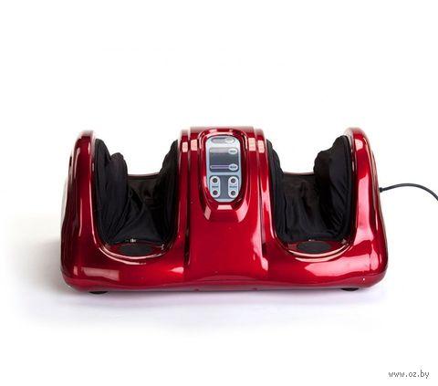 Массажер для стоп и лодыжек Bradex «Блаженство» (красный) — фото, картинка