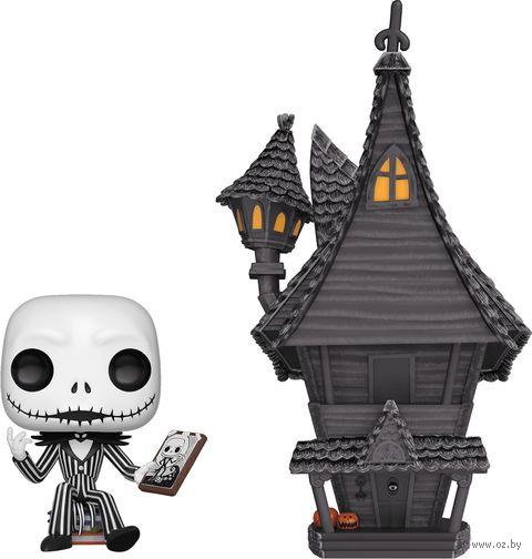 """Фигурка """"Nightmare before Christmas. Jack with Jack's House"""" — фото, картинка"""