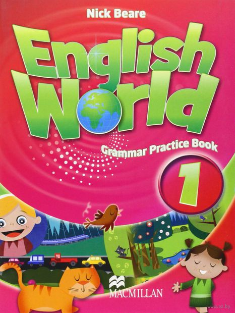 English World 1. Grammar Practice Book. Nick Beare