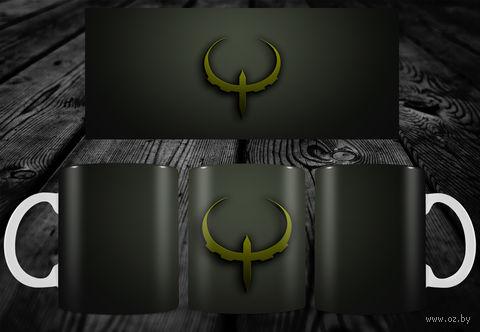 """Кружка """"Quake"""" (арт. 1) — фото, картинка"""