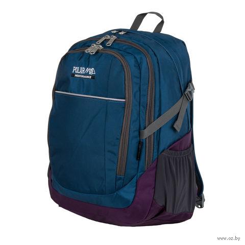 Рюкзак П2319 (26 л; сине-фиолетовый) — фото, картинка