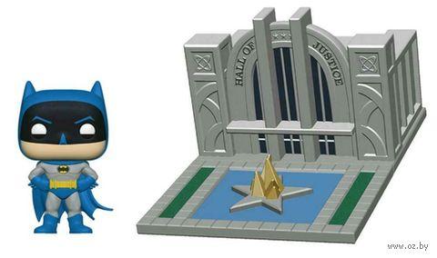 """Фигурка """"Batman. Hall of Justice with Batman"""" — фото, картинка"""