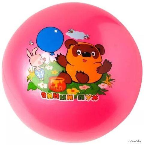 "Мяч ""Винни-Пух"" (23 см; арт. AD-9 VN)"