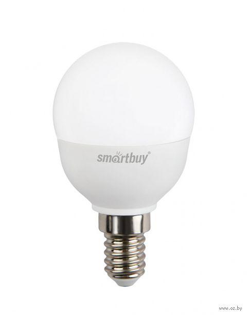 Лампа Светодиодная (LED) Smartbuy-P45-07W/3000/E14
