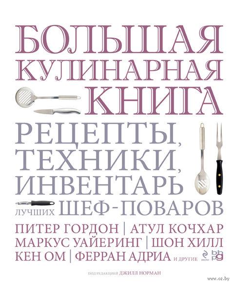 Большая кулинарная книга. Рецепты, техники, инвентарь лучших шеф-поваров — фото, картинка