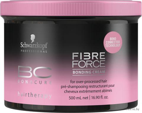 "Крем для волос ""Fibre Force. Восстанавливающий"" (500 мл) — фото, картинка"
