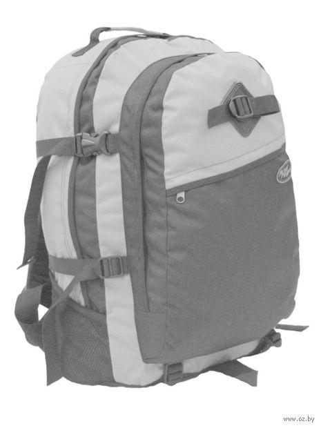 """Рюкзак """"Пик-40"""" (40 л; чёрно-серый) — фото, картинка"""