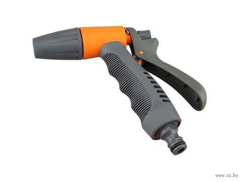 Пистолет-распылитель STARTUL GARDEN регулируемый с мягкой ручкой