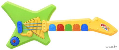 """Развивающая игрушка """"Гитара"""" (со световыми эффектами)"""