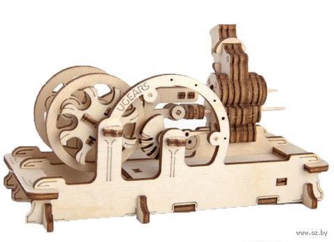 Пневматический двигатель — фото, картинка