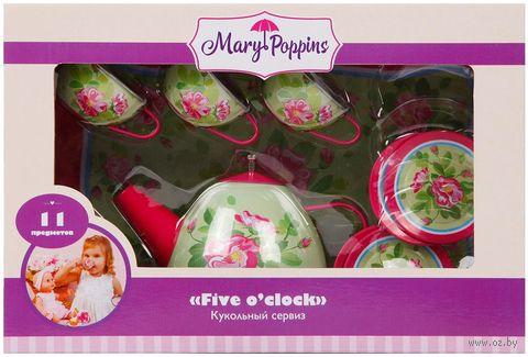"""Набор детской посуды """"Розовый сад"""" — фото, картинка"""