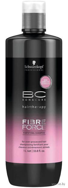 """Шампунь для волос """"Fibre Force. Укрепляющий"""" (1 л) — фото, картинка"""