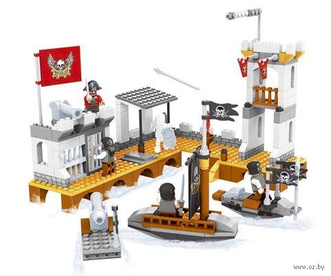 """Конструктор """"Пираты. Морская тюрьма"""" (344 детали)"""