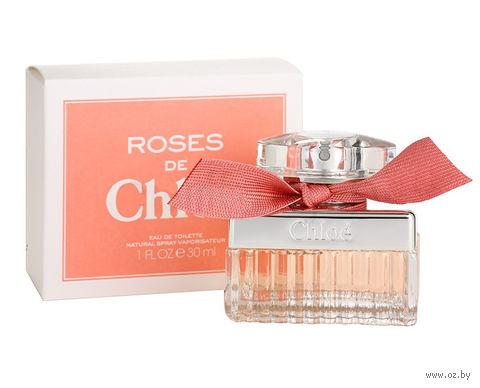 """Туалетная вода для женщин Chloe """"Roses de Chloe"""" (30 мл)"""
