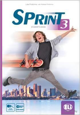 Sprint 3: Student's Book + Ebook — фото, картинка