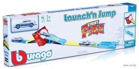 "Игровой набор ""Street Fire. Launch'n Jump"" — фото, картинка"