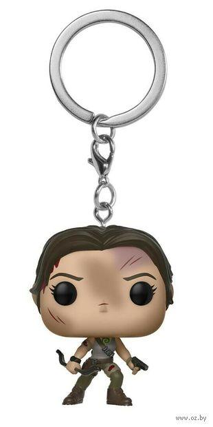 "Брелок ""Tomb Raider. Lara Croft"" — фото, картинка"