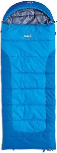 """Спальный мешок """"Blizzard Wide"""" (L; синий) — фото, картинка"""