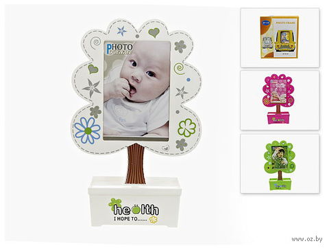 Рамка для фото пластмассовая (20,3х8,5х31,5 см; арт. 7900071)