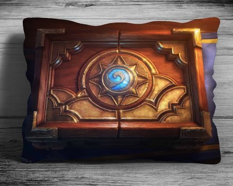 "Подушка ""Hearthstone"" (art.2)"