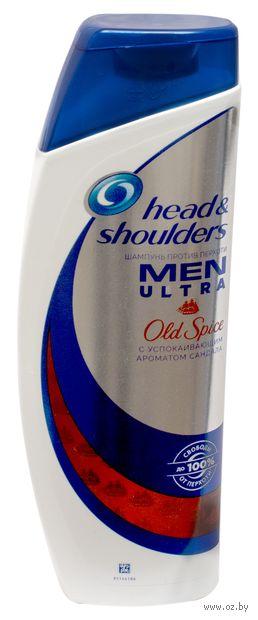 "Шампунь для волос против перхоти ""Old Spice"" (400 мл)"