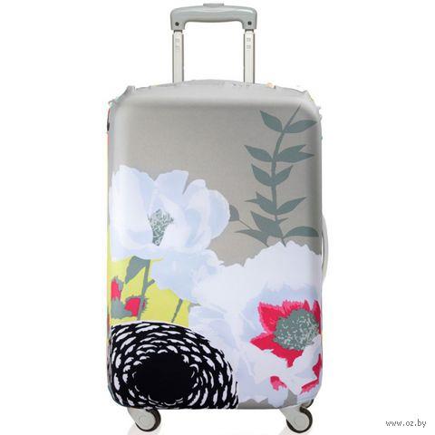 """Чехол для чемодана """"Dahlia"""" (малый)"""