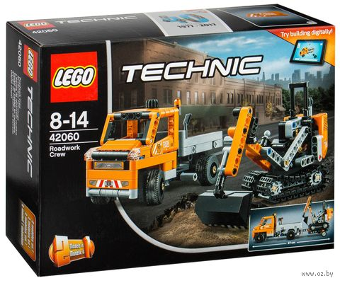 "LEGO Technic ""Дорожная техника"" — фото, картинка"