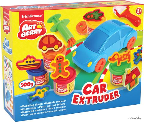 """Набор для лепки """"Car Extruder"""" — фото, картинка"""