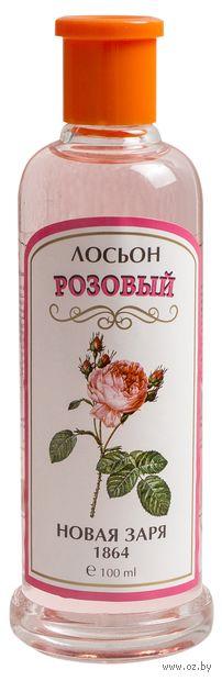 """Лосьон для лица """"Розовый"""" (100 мл) — фото, картинка"""