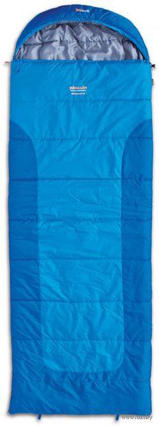 """Спальный мешок """"Blizzard"""" (R; синий) — фото, картинка"""