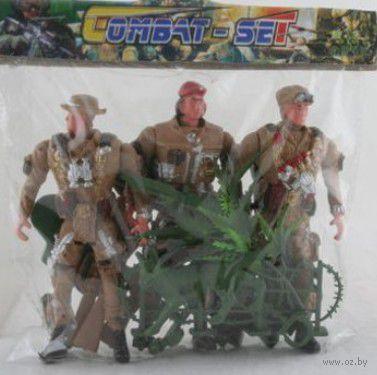 """Набор солдатиков """"Combat Set"""""""