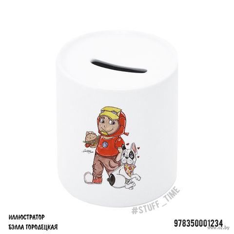 """Копилка """"Железный человек"""" (арт. 1234)"""