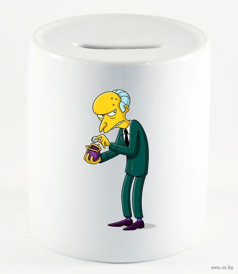 "Копилка ""Симпсоны. Мистер Бернс"" (арт. 687) — фото, картинка"
