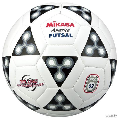Мяч футзальный Mikasa FSC-62 №4 — фото, картинка
