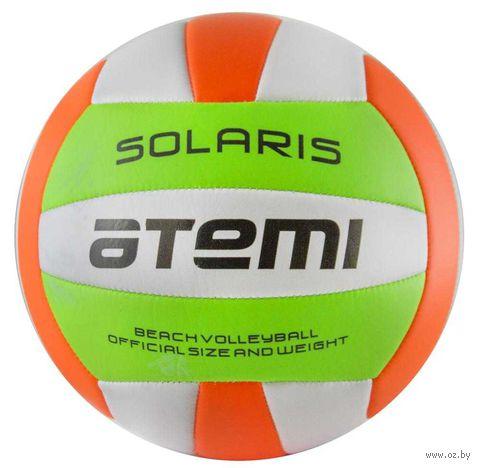 """Мяч волейбольный Atemi """"Solaris"""" №5 — фото, картинка"""