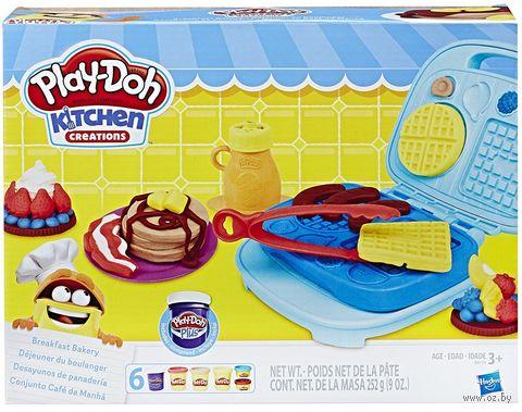 "Набор для лепки ""Play-Doh. Сладкий завтрак"" — фото, картинка"