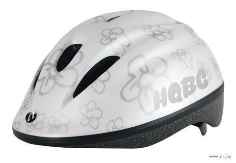 "Шлем велосипедный ""Kiqs"" (M; белый; арт. Q090362M) — фото, картинка"