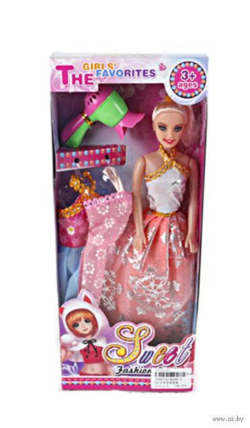 Кукла с аксессуарами (32 см; арт. Q16B-3)
