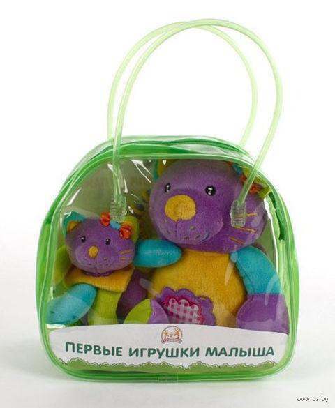 """Игрушка-подвеска """"Котята"""" (игрушка-подвеска и браслет-игрушка)"""