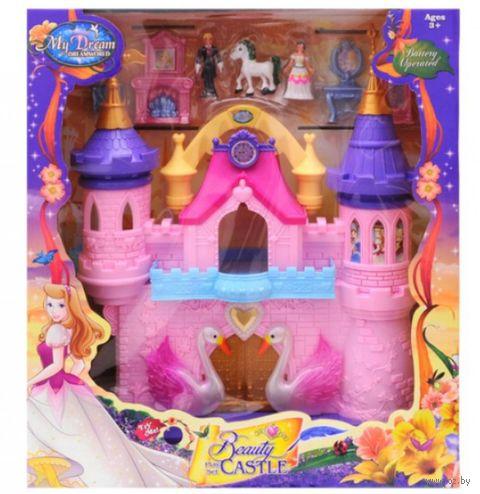 """Игровой набор """"Замок для кукол"""" — фото, картинка"""