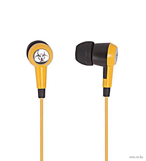 Наушники SmartBuy TOXIC (Yellow)