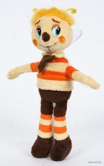 """Мягкая игрушка-брелок """"Пчеленок"""" (16 см)"""