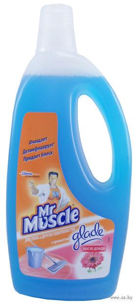 """Средство чистящее универсальное Mr. Muscle """"После дождя"""" (750 мл)"""