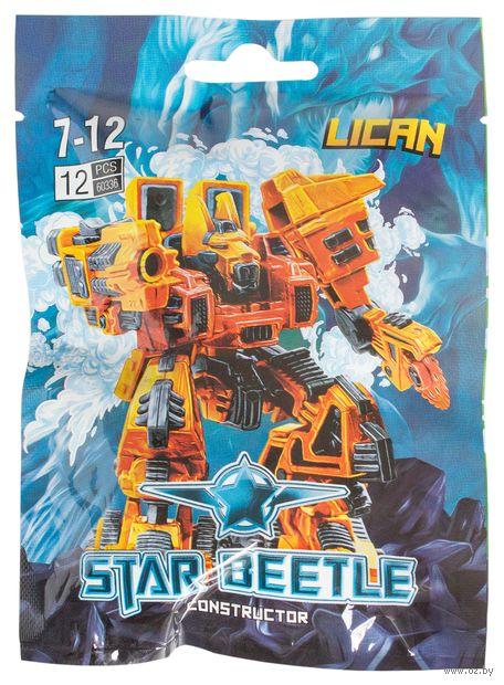"Конструктор ""Star Beetle. Lican"" (12 деталей) — фото, картинка"